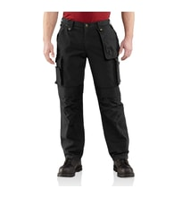 100233blk multi-pocket ripstop pant