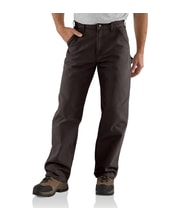 EB011DKB Washed Duck Work Pant