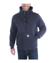 Mikina Carhartt - 103312 472 Rockland Quilt-lined full Zip Hooded Swearshirt
