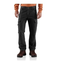B342 Cotton Ripstop Pant Black