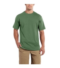 101124 Maddock S-Sleve T-shirt Herb