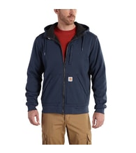 Mikina Carhartt - 101759 NVY Wind Fighter Swearshirt