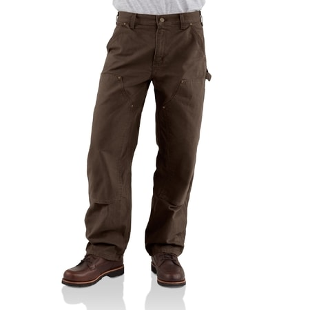 Kalhoty Carhartt - EB136DKB Double Front Work Pant