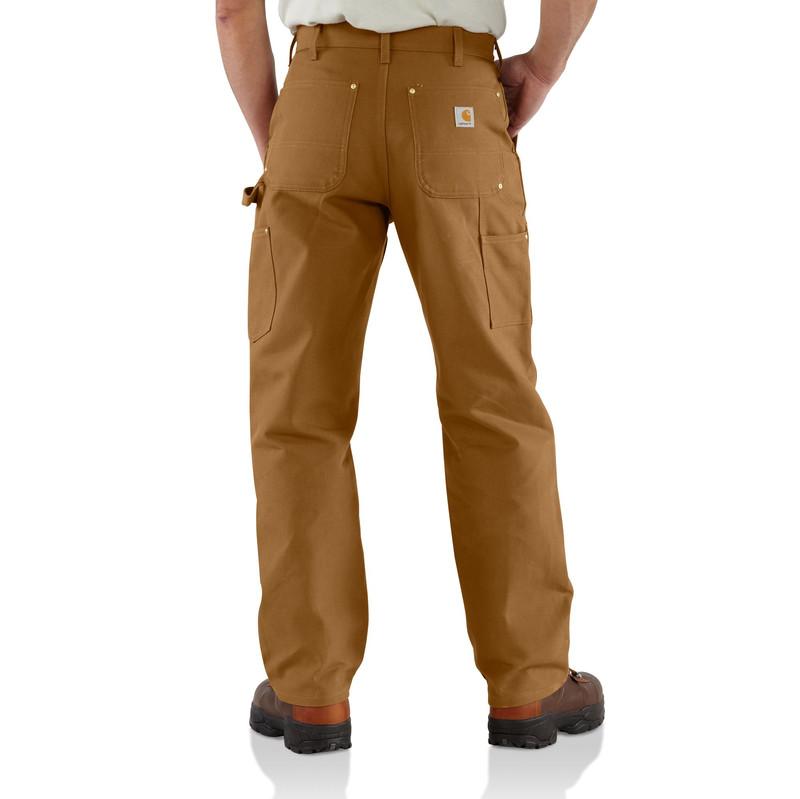 Kalhoty Carhartt - B01BRN Duck Double Front Logger Pant - Carhartt ... 632c5d6341