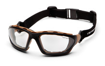 Carhartt brýle -EGB4DTP Cartharge Safety Glasses CLR