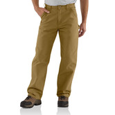Kalhoty Carhartt - EB011DKH Washed Duck Work Pant