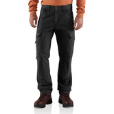 Kalhoty Carhartt - B342BLK Cotton Ripstop Pant