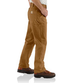 Kalhoty Carhartt - B01BRN  Duck Double Front Logger Pant