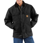 Bunda Carhartt - C26 BLK Sandstone Traditional Coat
