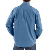 Košile carhartt - S202 BKC Long-Sleeve Chambray Shirt