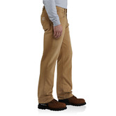 Kalhoty Carhartt - 100096 GVL Weathered Duck 5-Pocket Pant