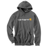 Mikina Carhartt - 100074 CLH SIgnature Logo Midweight Hooded  Swearshirt