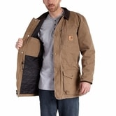 Bunda Carhartt - 101683 BLK Canyon Coat