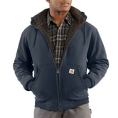Mikina Carhartt - 100072 472 Colliston Brushed Fleecce Sherpa Lined Hooded  Swearshirt