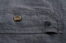 Košile carhartt - S200 BKC Short-Sleeve Chambray Shirt