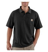Carhartt triko - K570BLK Contractor's Work Pocket™ Polo