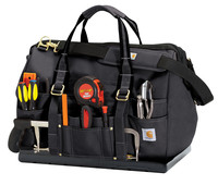 "Brašna Carhartt - 18"" Tool Bag with Moldet Base BLK"