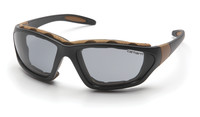 Carhartt brýle -EGB4DTP Cartharge Safety Glasses GRY