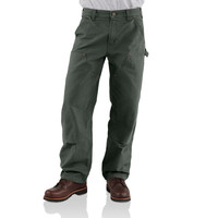 Kalhoty Carhartt - EB136MOS Double Front Work Pant