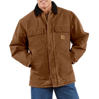 Bunda Carhartt - C26 BRN  Sandstone Traditional Coat