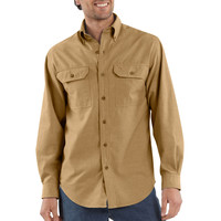 Košile carhartt - S202 DKH Long-Sleeve Chambray Shirt