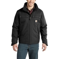 Bunda Carhartt - 101492 BLK Quick Duck Jefferson Traditional Jacket