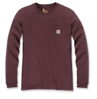 Carhartt triko -103244 643 Workwear Pocket L-Sleve T-shirt